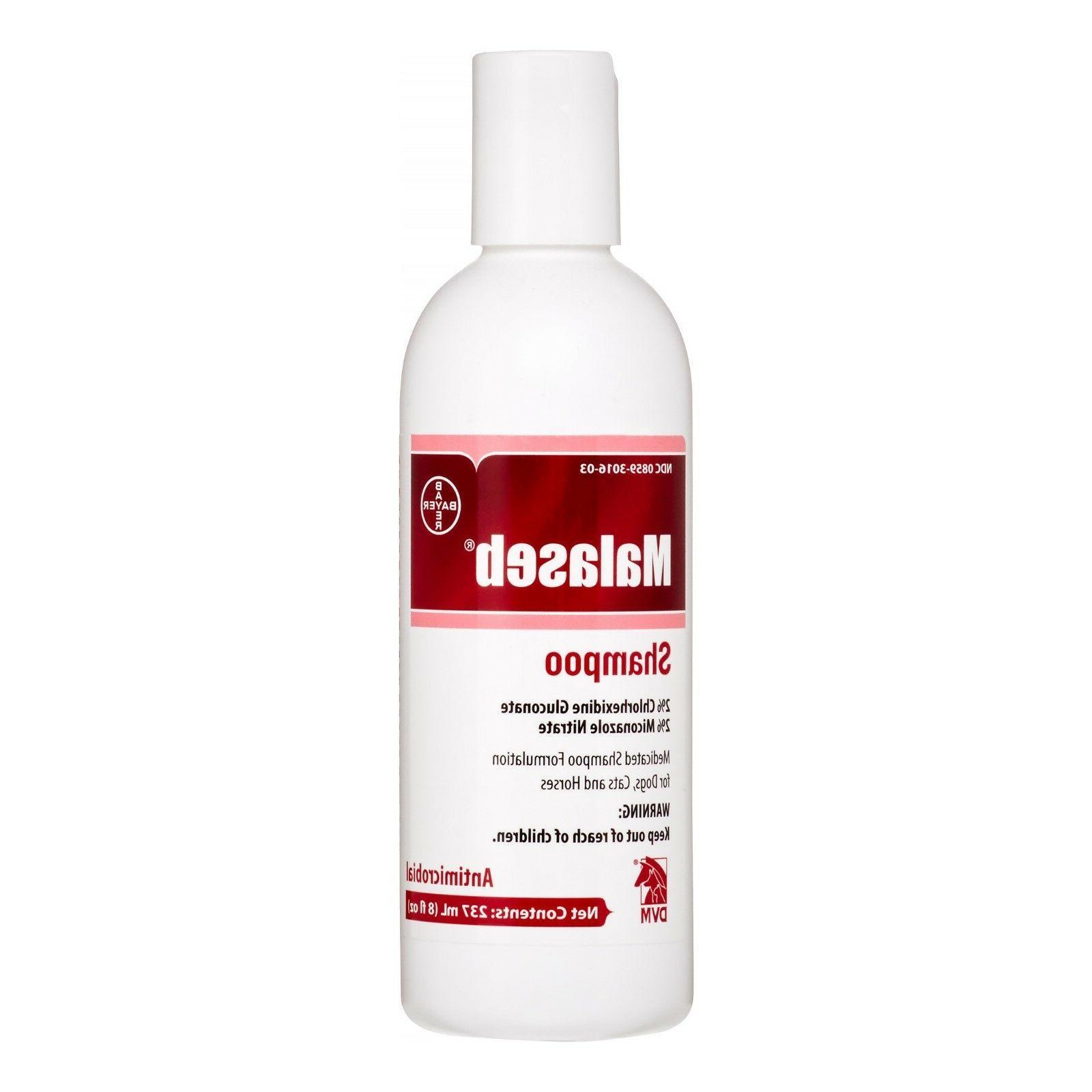 Malaseb Shampoo 237 ml by Teva Animal Health