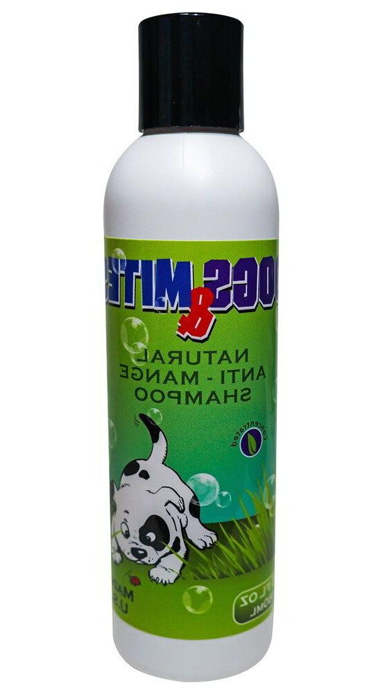 Ovante Dogs Mites Demodex Shampoo for Treatment of Dogs Pupp