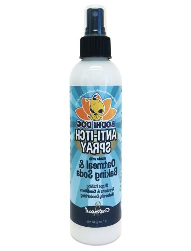 anti itch oatmeal cats hypoallergen