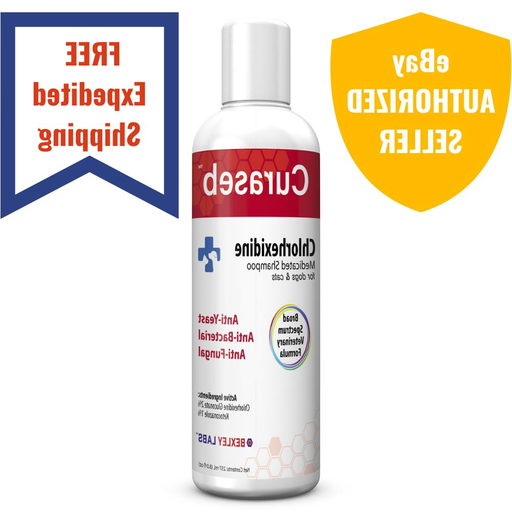 antifungal and antibacterial shampoo for dogs