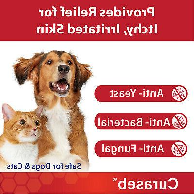Curaseb & Shampoo for Dogs Cats