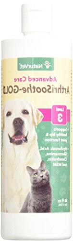 NaturVet ArthriSoothe-GOLD Level 3 Advanced Joint Care for D