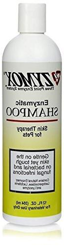 Zymox Bacterial & Fungal skin Infections Medicated Shampoo 1