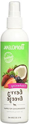 Tropiclean Berry Fresh Cologne
