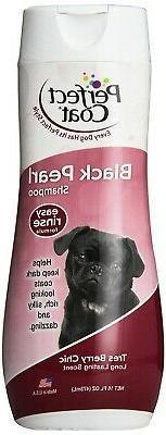 Perfect Coat Black Pearl Dog Shampoo, 16-Ounce  - I640EA