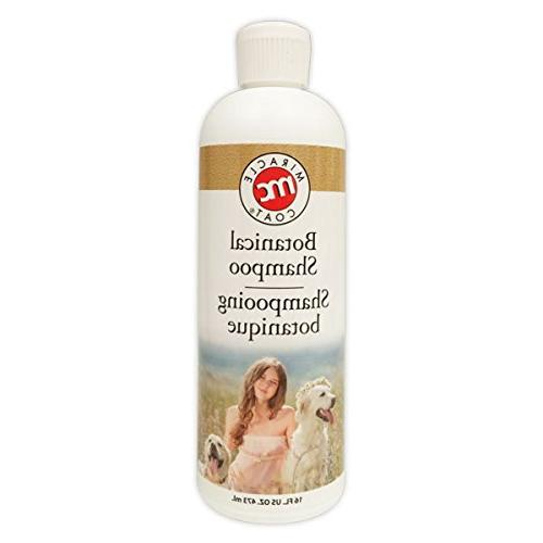 botanical essential oils dog shampoo