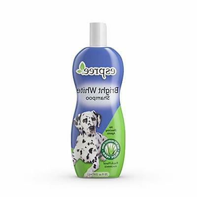 Espree Bright White Dog Shampoo, 20 oz