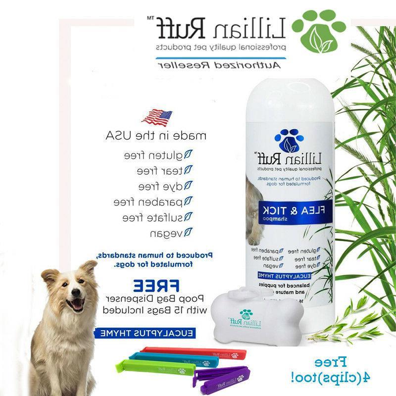 brightening whitening shampoo dogs tear