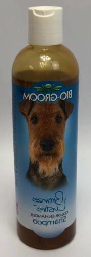 Bio-Groom Bronze Luster Dog Shampoo 12oz