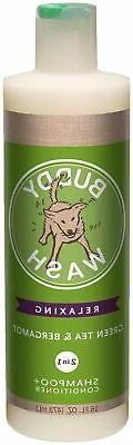 Cloud Star Buddy Wash Green Tea & Bergamot 2-in-1 Dog Shampo