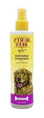 burt s bees dog shampoo 10oz waterless
