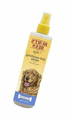 Burt's Bees for Dogs Natural Itch Soothing Spray with Honeys