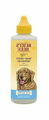 Burt's Bees for Dogs Tear Stain Remover with Chamomile, 4 Ou