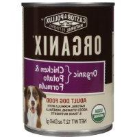 Castor & Pollux Organix Chicken and Potato Adult Dog Food, 1
