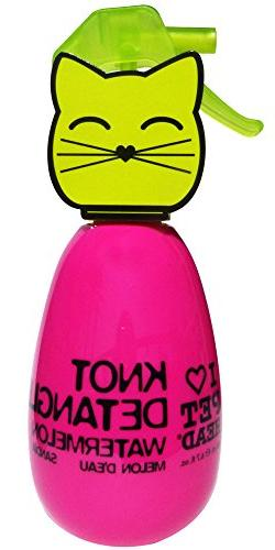 The Company of Animals PET HEAD Cat Knot Detangler Watermelo
