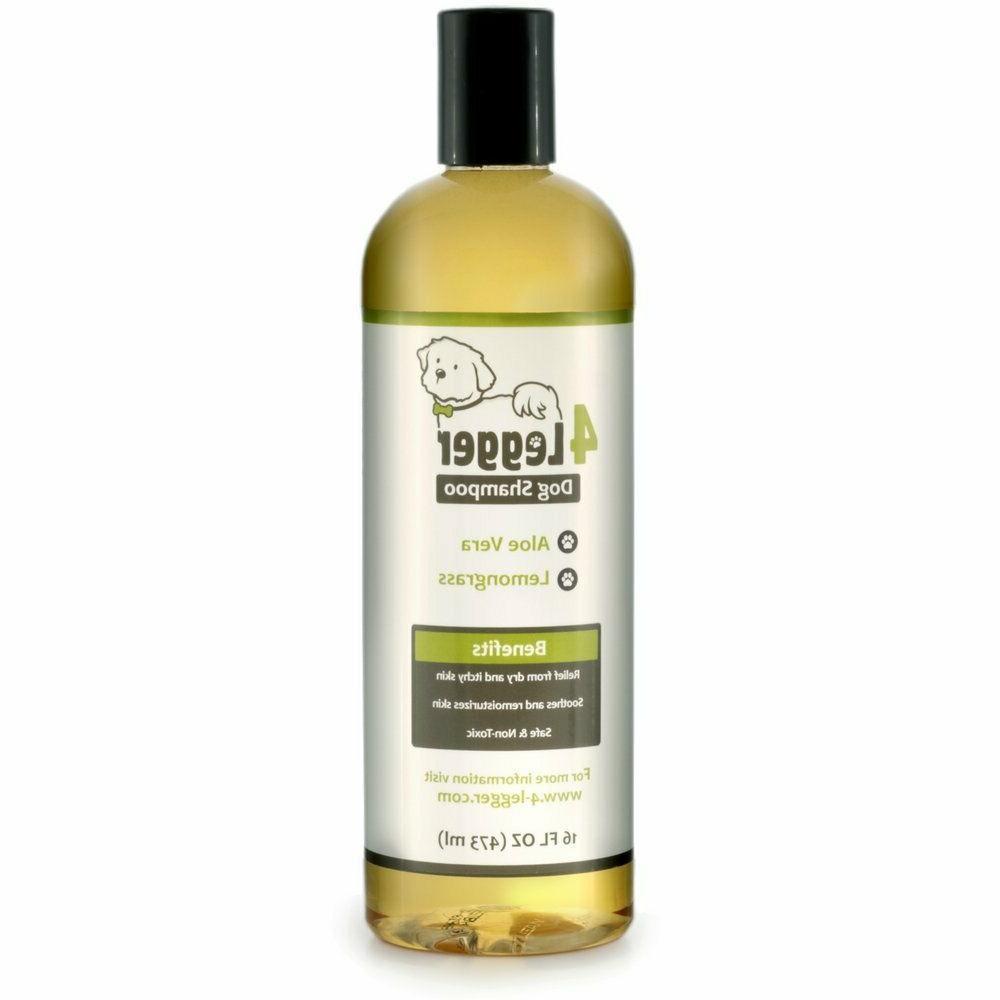 certified organic dog shampoo all natural