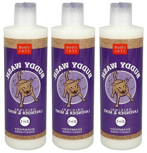 Cloudstar Buddy Wash Lavender & Mint Shampoo
