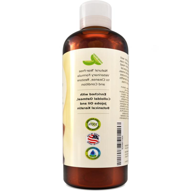 Colloidal Oatmeal Shampoo Dogs With - Dog For