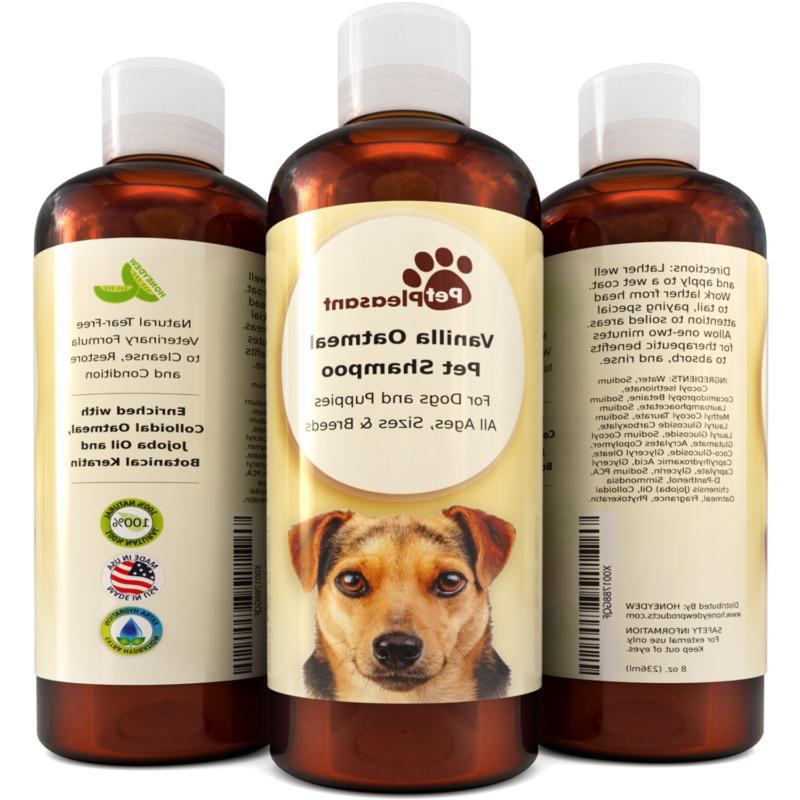Colloidal Oatmeal Shampoo For - Shampoo For