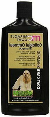 Miracle Coat Colloidal Oatmeal Shampoo 16-Ounce