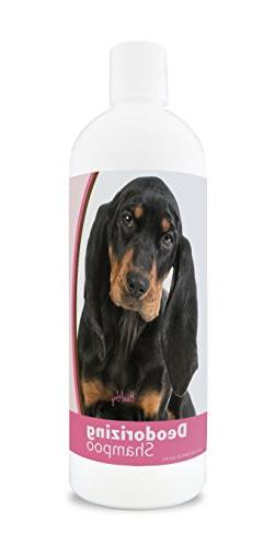 Healthy Breeds Deodorizing Dog Shampoo for Black & Tan Coonh