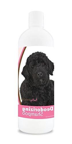 deodorizing dog shampoo portuguese water