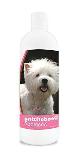 Healthy Breeds Deodorizing Dog Shampoo for West Highland Whi