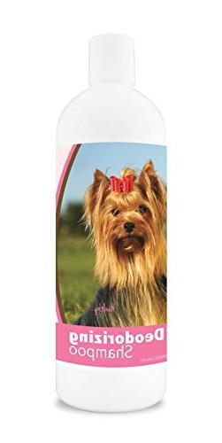 Healthy Breeds Deodorizing Dog Shampoo for Yorkshire Terrier