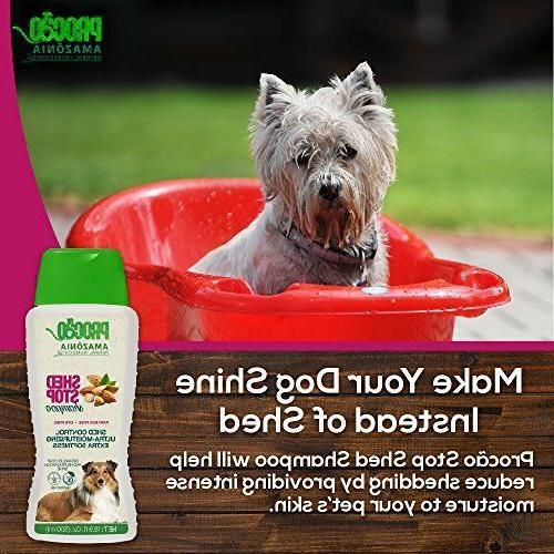 PROCÃO Deshedding Pet Dog Shampoo - Shed Stop