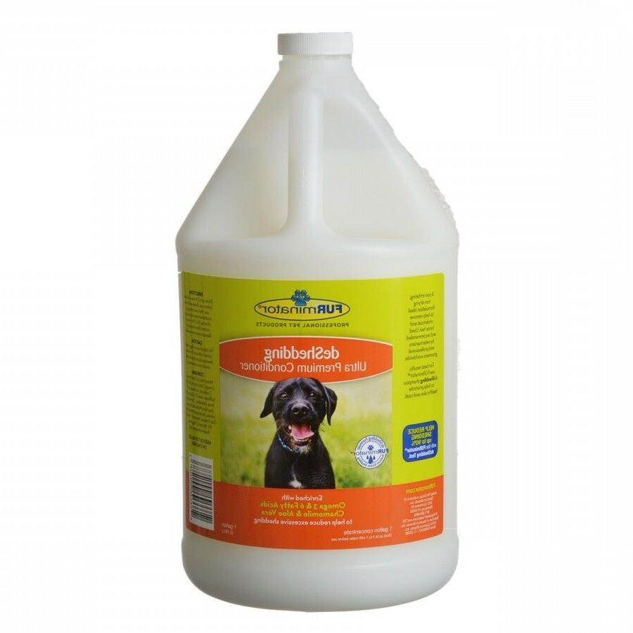 United Pet Group Furminator Deshedding Premium Conditioner,