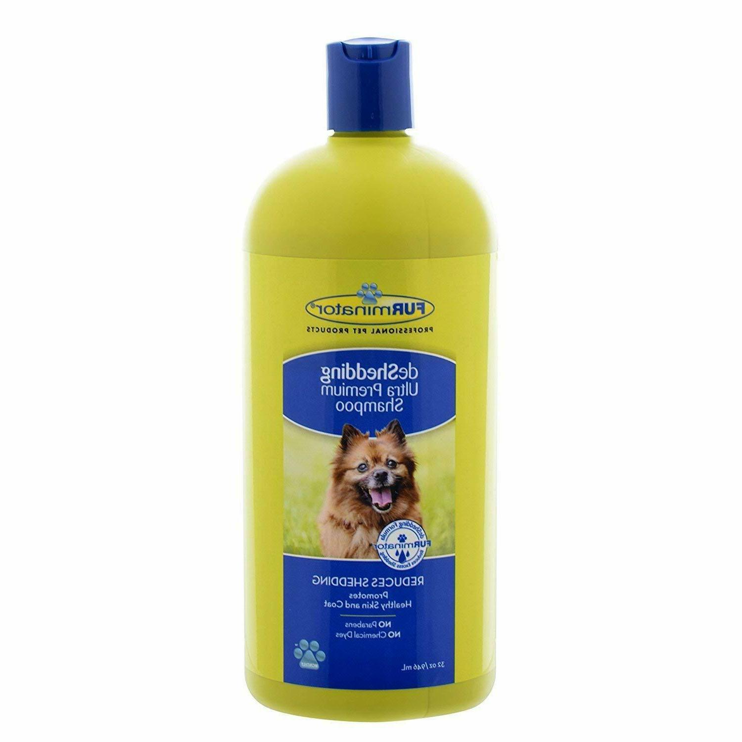 deshedding ultra shampoo