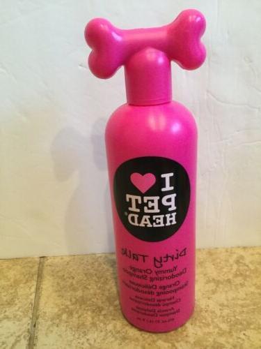 dirty talk deodorizing shampoo