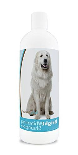 Healthy Breeds Dog Bright Whitening Shampoo for Great Pyrene