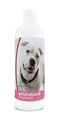 Healthy Breeds Dog Deodorizing Shampoo for Pit Bulls - OVER