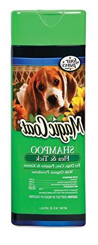 16 oz. Dog Magic Flea and Tick Shampoo