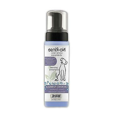 Wahl Natural Pet Dog Puppy No-Rinse Waterless Shampoo Lavend