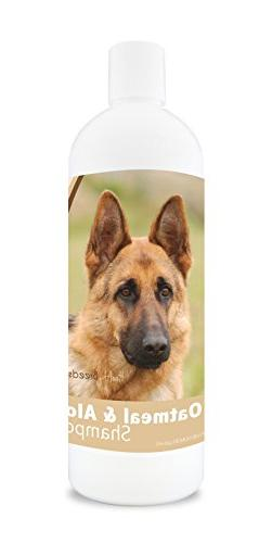 Healthy Breeds Dog Oatmeal Shampoo with Aloe for German Shep