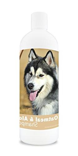 Healthy Breeds Dog Oatmeal Shampoo with Aloe for Siberian Hu