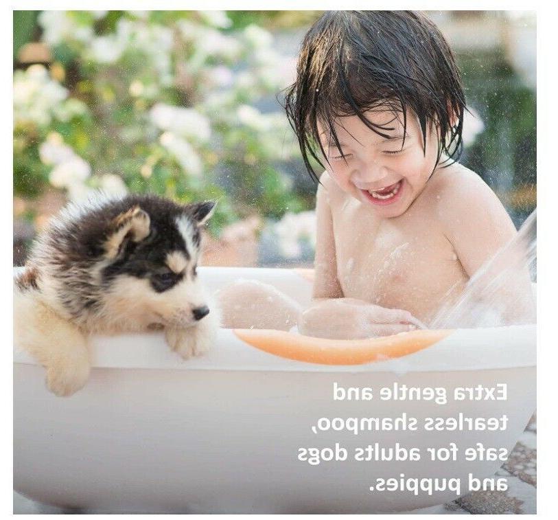Dog Puppy Gentle Sensitive Skin