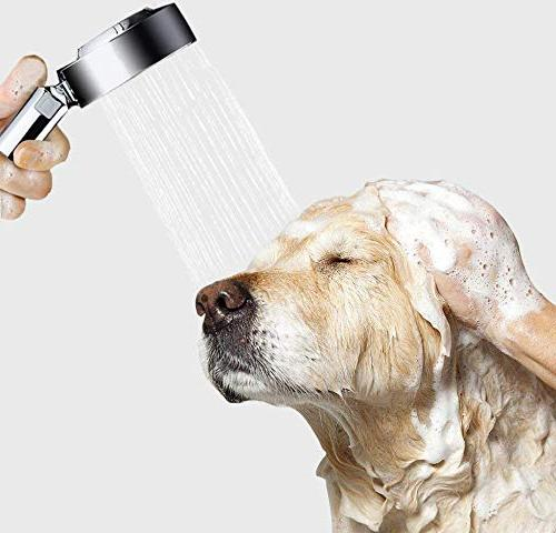 dog one shampoo rinse shower