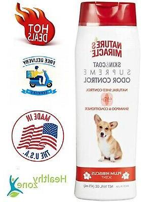 dog puppy shampoo soft vibrant healthy coat