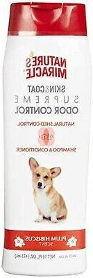 Dogs Control & Conditioner Coat Plum Hibiscus 32