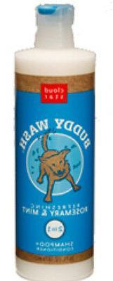 Cloud Star BUDDY WASH Dog Shampoo & Conditioner ROSEMARY & M