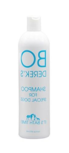 Bo Derek Pet Care Dog Shampoo - Luxurious Natural Ingredient