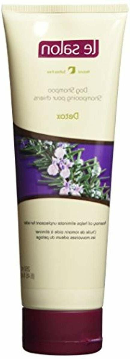 dog shampoo detox