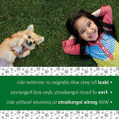 Dog Hot and Itchy Skin Hypoallergenic