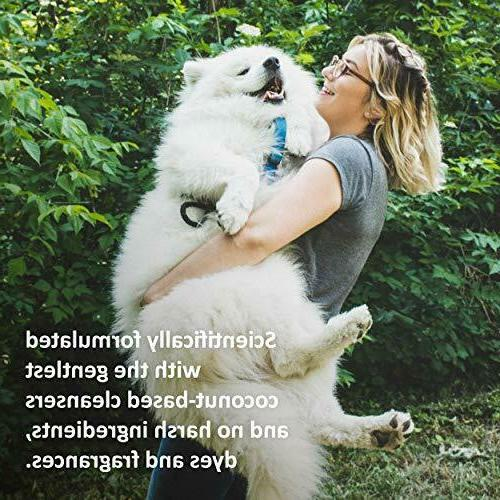 Dog Shampoo Hot and Dry Itchy Sensitive