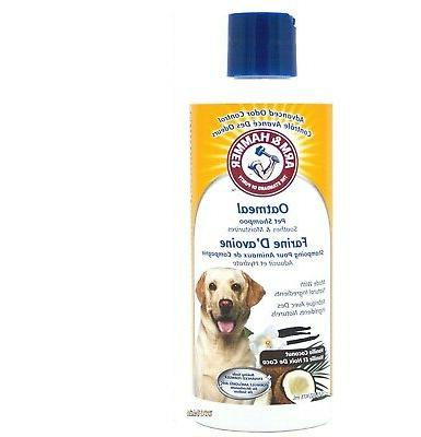 Dog Shampoo for Dry Itchy Sensitive Skin Relief No Scratch N