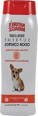 DOG SHAMPOO Supreme Odor Shed Control Shampoo