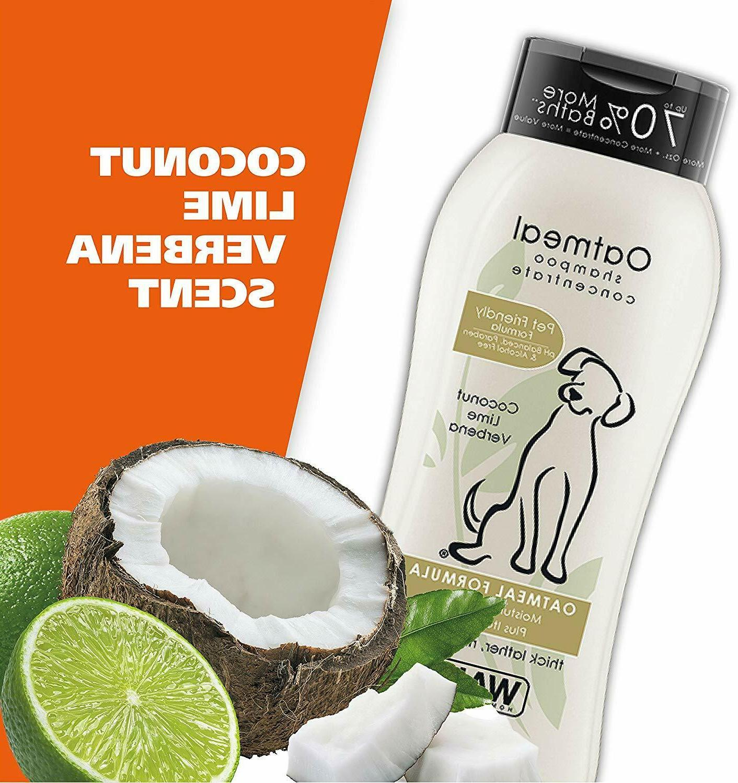 DOG Itching Irritated Animal Health Supply Oatmeal 24 Oz